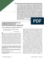 47_Normative Data in Electrodiagnostic Medicine