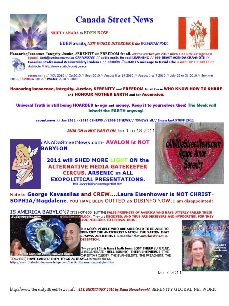 41963459 HerStory by DANA Horochowski Pt 2 2010 Canada Street News