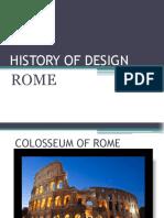 ROME Ishi Ppt