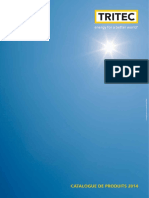 TRITEC Catalogue Produits Frs