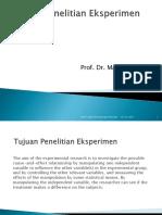 Disain Penelitian Eksperimen.pptx