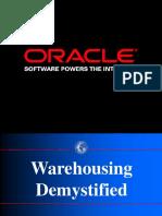 Warehousing 101