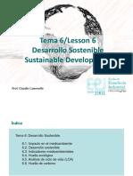 Tema 6 Sostenibilidad