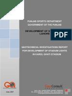 Report Karol Ghati
