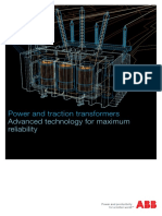 Power Traction Transformers Brochure