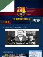 Barcelona Ppt