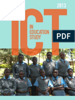 Ict in Education Study Spread