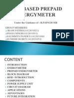 Rfid Based Energymeter-pptfinl