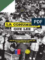La comunidad que lee (selección)