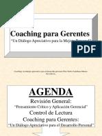 01 Pensamiento Critico 7-10 DA y Coaching Para Gerentes Alumnos