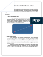 Types of Elements used in Finite Element Analysis.pdf