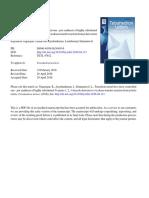 Tetrahedron Letters Volume Issue 2016 [Doi 10.1016%2Fj.tetlet.2016.04.112] Nagarajan, Rajendran; Jayashankaran, Jayadevan; Emmanuvel, Lourd -- Transition Metal-free Steric Controlled One - Pot Synthes