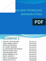 ppt sediaan steril