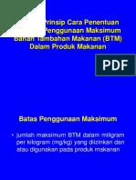 Kuliah-04-Prinsip-Prinsip Cara Penentuan Batasan Maksimu BTM.ppt