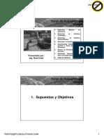 Clase 9 - Hidráulica de Captaciones II