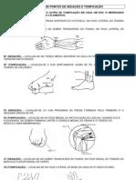 Pontos de sedação e tonificação