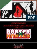 Manual Adaptacion Hunter x Hunter v1.0.1