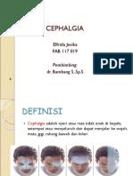 Cephalgia Ppt