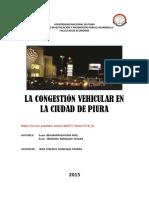 Libro La Congestion Vehicular