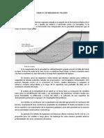 Tema IV. Estabilidad de Taludes. Parte 2.