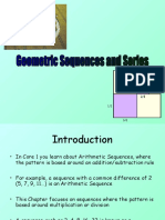 7) C2 Geometric Sequences and Series