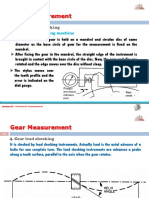 7 Gear Measurement P2