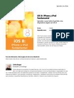 Ios 8 iPhone y iPad Fundamental