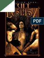 Tradition Book - Cult of Ecstasy (Rev)