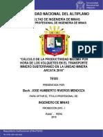 Riveros Mendoza Jose Humberto