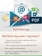 Mail Marketing e Funil