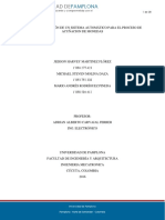 Diseño y Simulación de Un Sistema Automático Troqueladora de Monedas