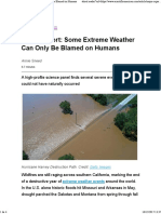 Major Report_ Some Extreme Weather Can Only Be Blamed on Humans