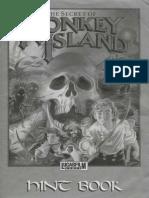 Monkey Island Hint Book