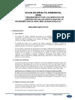 Dia - Reformulado Del Proyecto de Mejoramiento de Salud Santa Ana