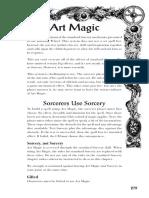 BW Codex - Art Magic
