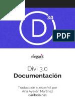 ElegantThemes Divi3 Caribdis.net Doc ES