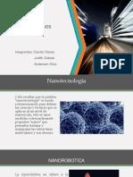 Nanorobots y Nanosubmarinos