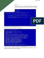 Tututial de instalação do WinXPSP2