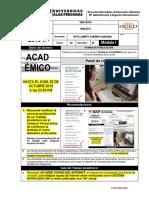 Trab Acad-Ingles II-sec 2