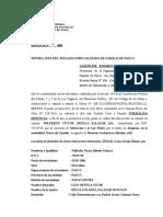Caso 326 - 2016 Abigeato