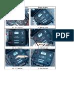 Registros Continuidade Eletrica TC-02M