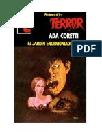 Coretti Ada - Seleccion Terror 379 - El Jardin Endemoniado