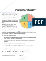 DiSC Profile - What is DiSC®_ The DiSC personality profile explained