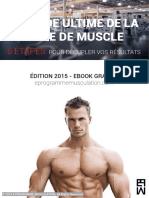 Guide 6 Étapes EProgrammeMusculation