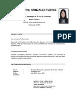 Alessandra Gonzales F 2 1