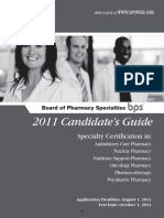 Candidates Guide