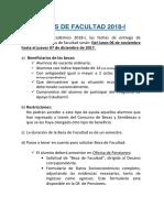 Aviso de Becas de Facultad 2018-I- Campus Piura (1)