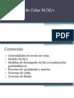 Exposicion 2 Estocasticos - Modelos de Colas MM1