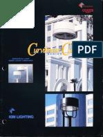 Kim Lighting Curvilinear Cutoff CC & CCS Brochure 2-1994