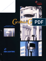 Kim Lighting Curvilinear Cutoff CC & CCS Brochure 9-1994